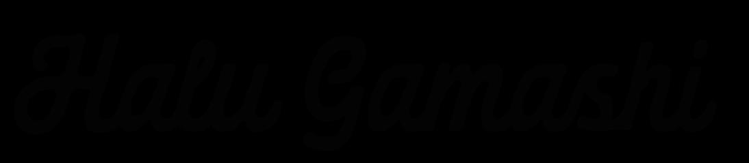 Halu Gamashi