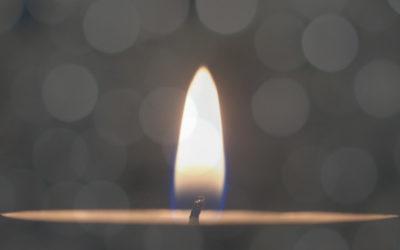 O Fogo Sagrado da Luz Branca
