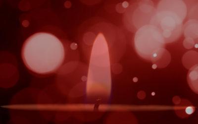 O Fogo Sagrado da Luz Vermelha