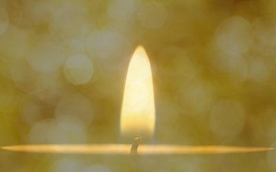 O Fogo Sagrado da Luz Amarela