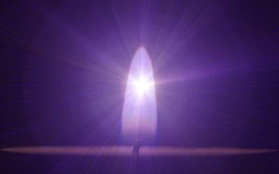 O Fogo Sagrado da Luz Violeta