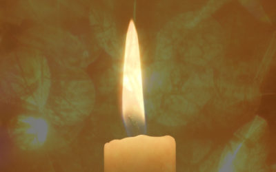 O Fogo Sagrado da Luz Dourada